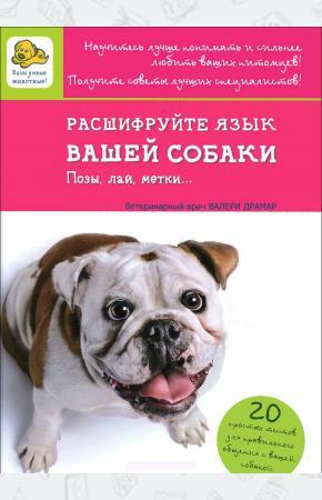 Расшифруйте язык вашей собаки. Позы, лай, метки...