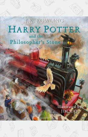 Джоан Роулинг Harry Potter and the Philosopher's Stone (Illustrated Edition)