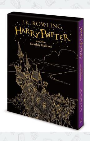 Джоан Роулинг Harry Potter and the Deathly Hallows (Gift Edition)