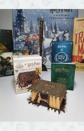 Гарри Поттер: Книга монстров: она бродит и грызет!