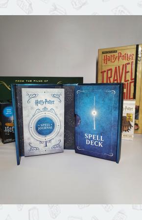 Гарри Поттер: Колода заклинаний и интерактивная книга