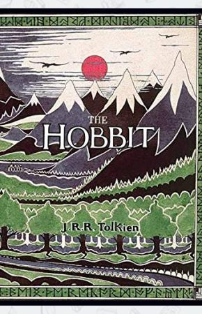 Толкин Д.Р.Р. Книга The Lord of the Rings: The Hobbit (Classic HB)