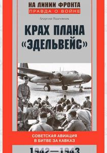 Крах плана Эдельвейс. Советская авиация в битве за Кавказ. 1942-1943