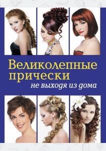 Елена Живилкова Великолепные прически не выходя из дома (+ DVD-ROM)