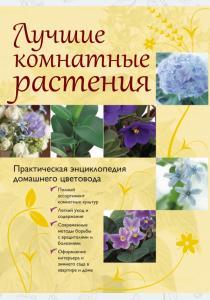 Лацис Лучшие комнатные растения. Практическая энциклопедия домашнего цветовода