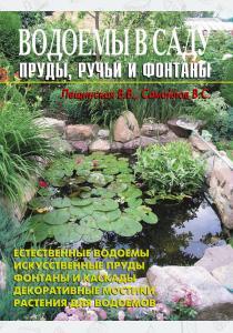 Лещинская Водоемы в саду пруды, ручьи и фонтаны