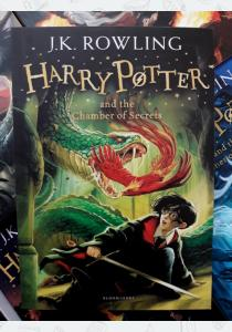 Джоан Роулинг Книга Harry Potter and the Chamber of Secrets