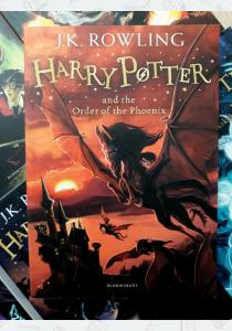 Джоан Роулинг Книга Harry Potter and the Order of the Phoenix