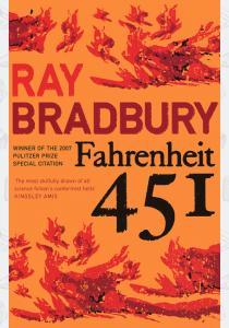 Р. Брэдбери/ R.Bradbury Ray Bradbury. Fahrenheit 451 / Рей Бредбери. 451 градус по Фаренгейту
