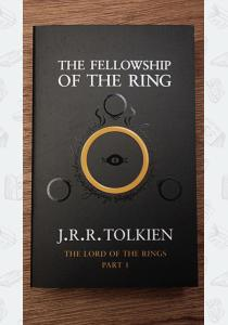 Толкин Дж.Р.Р. Джон Р.Р. Толкиен. Братство кольца / The Fellowship of the Ring