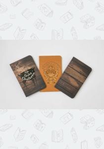 Набор блокнотов Гарри Поттер: Diagon Alley Pocket Notebook Collection