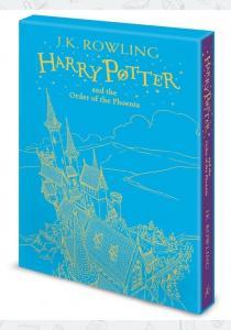 Джоан Роулинг Harry Potter and the Order of the Phoenix (Gift Edition)