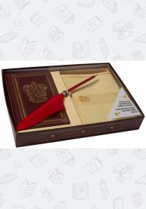 Настольный письменный набор Harry Potter: Gryffindor Desktop Stationery Set