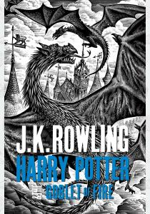 Джоан Роулинг Harry Potter and the Goblet of Fire (Adult Edition)