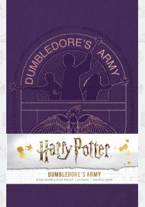 Блокнот Harry Potter: Dumbledore's Army Hardcover Ruled Journal