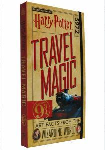 Артефакты из волшебного мира Harry Potter: Travel Magic - Platform 9 3/4