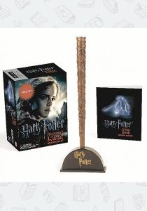Игрушка Harry Potter: Hermione's Wand with Sticker Kit: Lights Up!