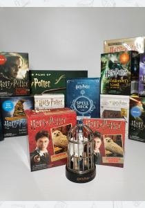 Игрушка Harry Potter: Hedwig Owl Kit and Sticker Book