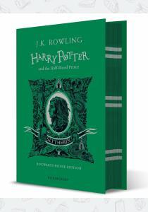 Джоан Роулинг Книга Harry Potter and the Half-Blood Prince (Slytherin Edition)