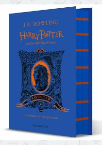 Джоан Роулинг Книга Harry Potter and the Half-Blood Prince (Ravenclaw Edition)
