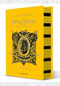 Джоан Роулинг Книга Harry Potter and the Half-Blood Prince (Hufflepuff Edition)