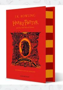 Джоан Роулинг Книга Harry Potter and the Half-Blood Prince (Gryffindor Edition)