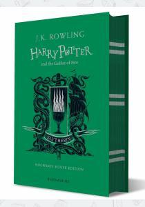 Джоан Роулинг Книга Harry Potter and the Goblet of Fire (Slytherin Edition)