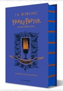 Джоан Роулинг Книга Harry Potter and the Goblet of Fire (Ravenclaw Edition)