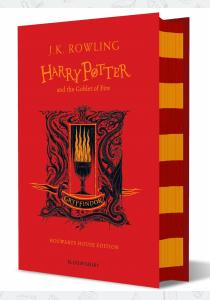 Джоан Роулинг Книга Harry Potter and the Goblet of Fire (Gryffindor Edition)