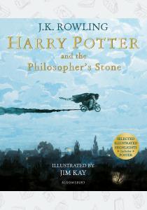 Джоан Роулинг Книга Harry Potter and the Philosopher's Stone (Illustrated Edition)