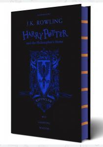 Джоан Роулинг Книга Harry Potter and the Philosopher's Stone (Ravenclaw Edition)