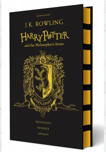 Джоан Роулинг Книга Harry Potter and the Philosopher's Stone (Hufflepuff Edition)