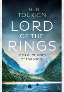 Толкин Д.Р.Р. Книга The Lord of the Rings: The Fellowship of the Ring (Book 1) (Landscape Сover Edition)