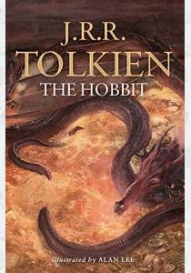Толкин Д.Р.Р. Книга The Lord of the Rings: The Hobbit (Illustrated Edition)