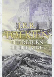 Толкин Д.Р.Р. Книга The Lord of the Rings: The Return of the King (Book 3) (Out of print)
