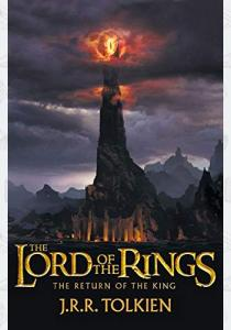 Толкин Д.Р.Р. Книга The Lord of the Rings: The Return of the King (Book 3) (Film tie-in edition)
