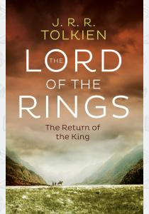 Толкин Д.Р.Р. Книга The Lord of the Rings: The Return of the King (Book 3) (Landscape Сover Edition)