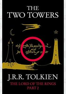 Толкин Д.Р.Р. Книга The Lord of the Rings: The Two Towers (Book 2) (75th Anniversary Edition)