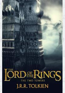 Толкин Д.Р.Р. Книга The Lord of the Rings: The Two Towers (Book 2) (Film tie-in edition)