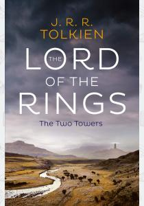 Толкин Д.Р.Р. Книга The Lord of the Rings: The Two Towers (Book 2) (Landscape Сover Edition)