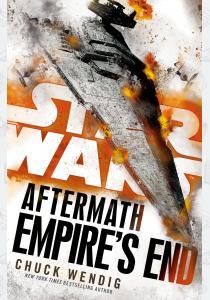 Вендиг Ч. Книга Star Wars: Aftermath: Empire's End (Book 3)