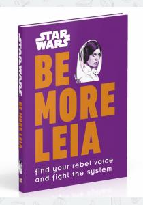 Бловелт К. Книга Star Wars: Be More Leia