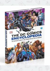 Книга The DC Comics Encyclopedia