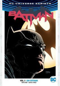 Комикс DC Universe Rebirth: Batman Vol. 1