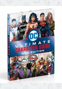 Книга DC Comics The Ultimate Character Guide (New Edition)