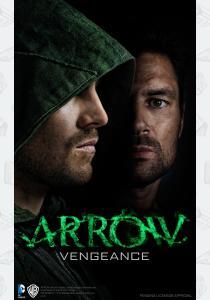 Книга Arrow: Vengeance (Book 1)