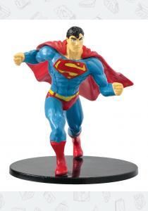 Игрушка Superman: Collectible Figurine and Pendant Kit